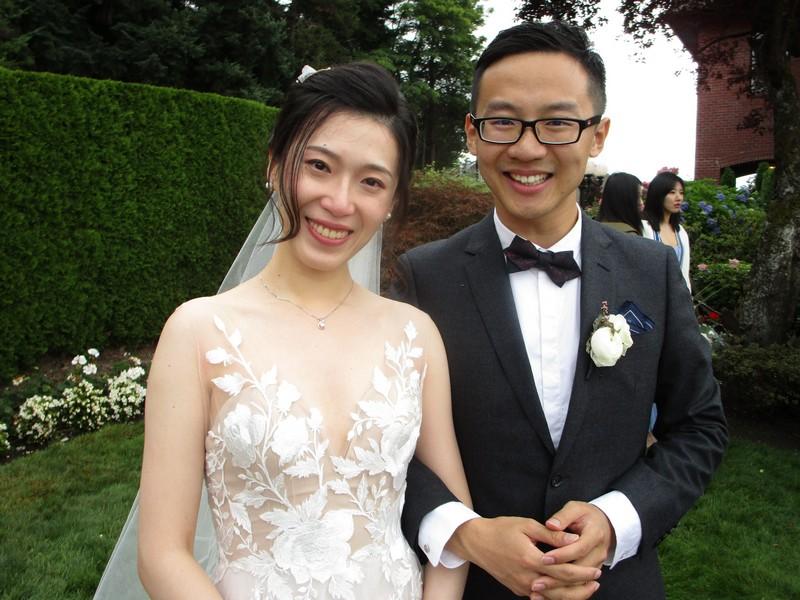 Ziyi and Yuyan