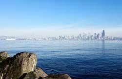 Seattle beach