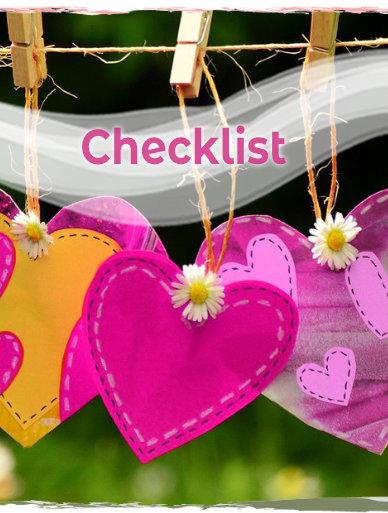 Elopement Checklist